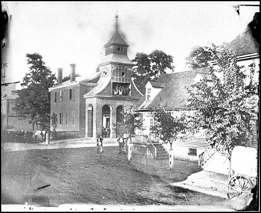 Culpeper Court House, August 1862